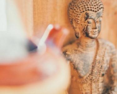 ochtend meditatie